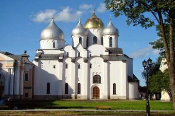 Cathedral of St.Sophia